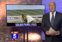Stellar Solar featured on Channel 5 News