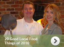 Lick the Plate: 20 Good Local Food Things of 2010